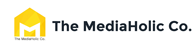 The MediaHolic Co. logo